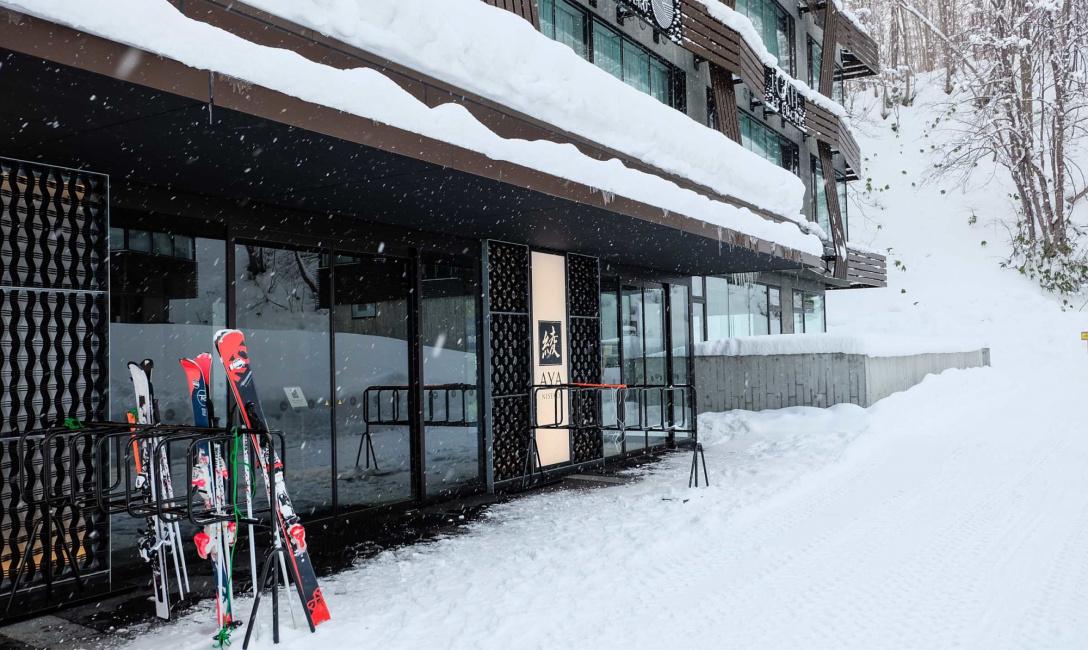 Ski Valet 1