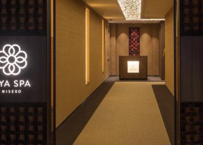 Aya Spa Entrance