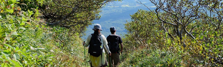 Hiking Mt Annupuri 16