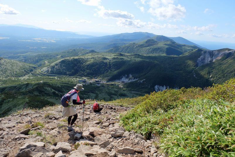 Hiking Mt Annupuri 15