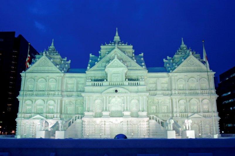 Sapporo Snowfest 5