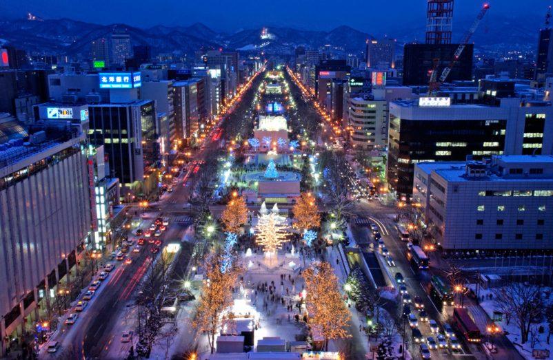 Sapporo Snowfest 1