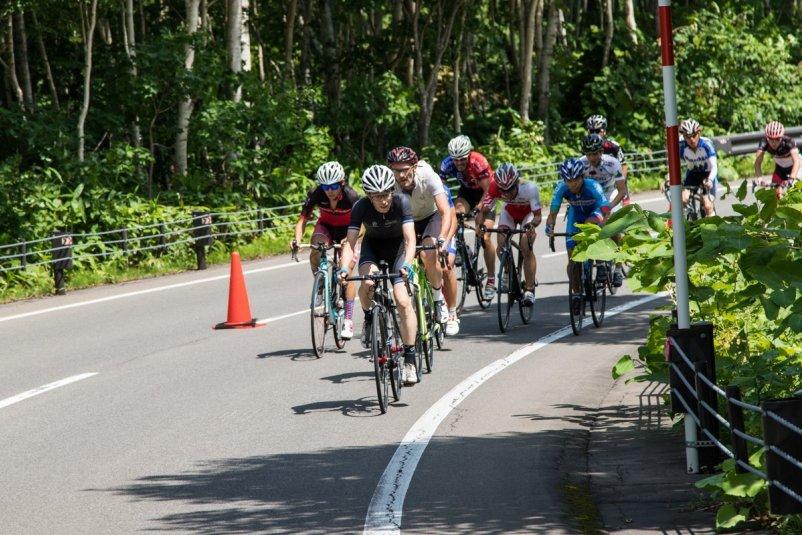 Hanazono Hill Climb Compressed
