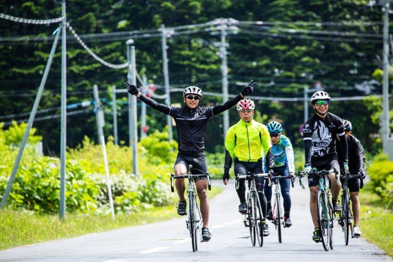 Nature Ride Niseko Compressed