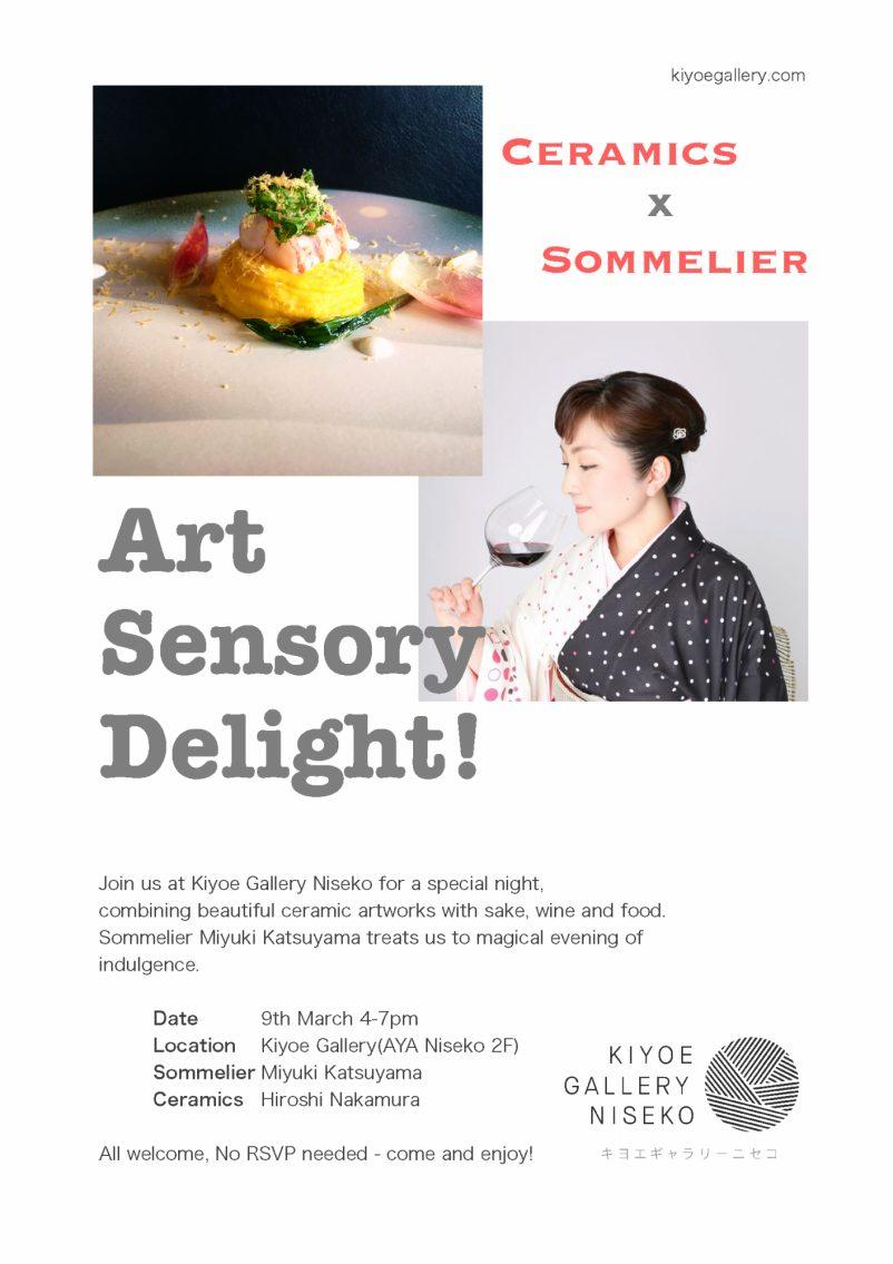 Sensory Delight 9Th March