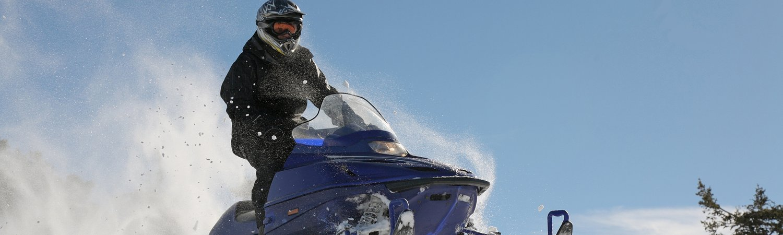Snowmobiling Crop