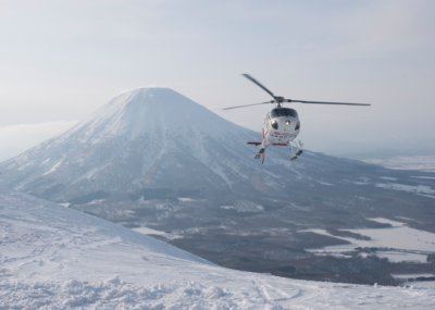 Heli With Yotei