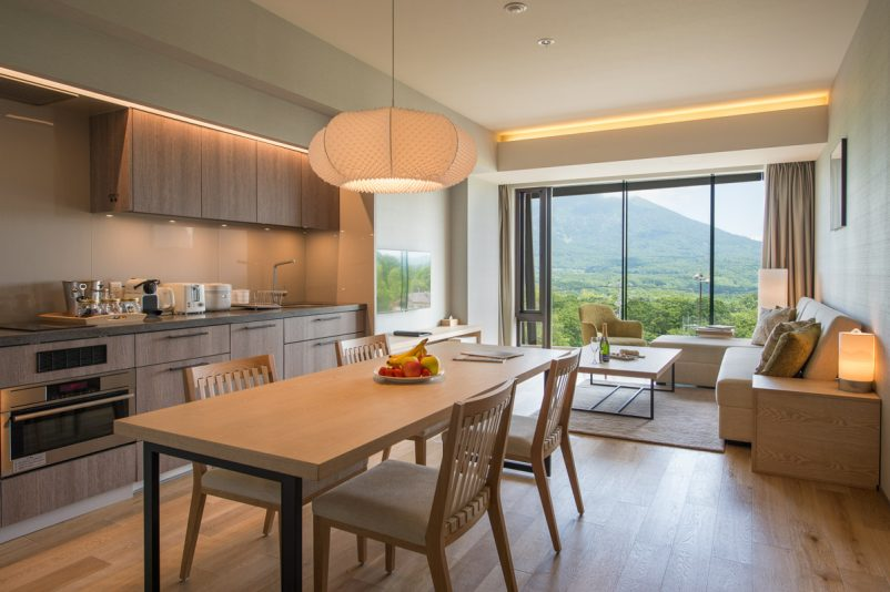2 Bedroom (Yotei view)